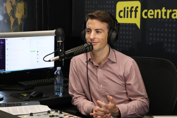 Gareth Armstrong – CliffCentral – Future CEOs Podcast Radio Host